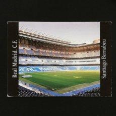 Collectionnisme sportif: #029 29 SANTIAGO BERNABEU REAL MADRID FICHAS DE LA LIGA 2006 MUNDICROMO 06. Lote 257893540