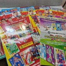 Coleccionismo deportivo: LOTE 4 REVISTAS JUGON Y 2 GUÍAS ADRENALYN. Lote 263066730
