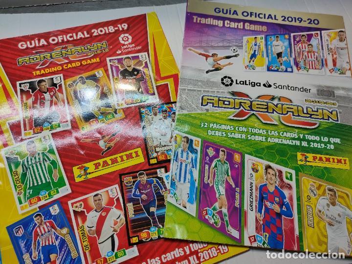 Coleccionismo deportivo: Lote 4 revistas Jugon y 2 guías Adrenalyn - Foto 7 - 263066730