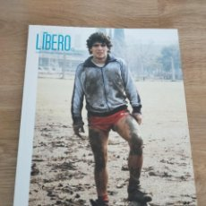 Collectionnisme sportif: REVISTA LÍBERO 35 NUM.ESPECIAL DIEGO ARMANDO MARADONA. Lote 265216059