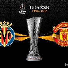 Collectionnisme sportif: DVD VILLARREAL - MANCHESTER UNITED FINAL EUROPA LEAGUE.. Lote 265861864