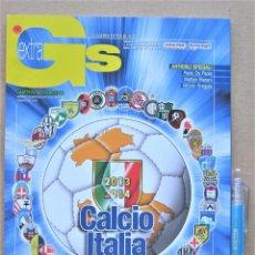 Collezionismo sportivo: REVISTA RIVISTA GUERIN SPORTIVO EXTRA CALCIO FUTBOL SERIE A Y B 2013-4 ITALIA SEPTIEMBRE 2013 REV420. Lote 265978158