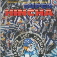Colecionismo desportivo: REVISTA SUPER HINCHA 197 ABRIL 2010 ULTRAS HOOLIGANS. Lote 266447218