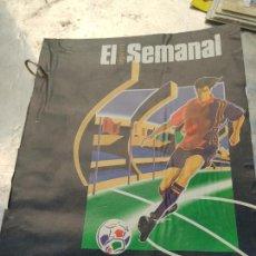 Coleccionismo deportivo: FICHERO ELABORADO CON LAS FICHAS DE EL SEMANAL EUROCOPA 96 FUTBOL CON DATOS Y FOTOS DE EQUIPOS RARO. Lote 266458548