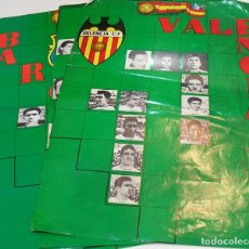 Collectionnisme sportif: FUTBOL ROC LAMANINAS DEL ROMPECABEZAS JUEGO AÑOS 60. Lote 266459048