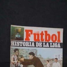 Coleccionismo deportivo: FUTBOL, HISTORIA DE LA LIGA NUMERO 19, TEMPORADA 1949-1950, COLECCION DIRIGIDA POR RAMON MELCON. Lote 267463629