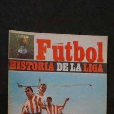 Coleccionismo deportivo: FUTBOL, HISTORIA DE LA LIGA NUMERO 24, TEMPORADA 1954-1955, COLECCION DIRIGIDA POR RAMON MELCON. Lote 267474909