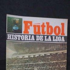 Coleccionismo deportivo: FUTBOL, HISTORIA DE LA LIGA NUMERO 34, TEMPORADA 1964-1965, COLECCION DIRIGIDA POR RAMON MELCON. Lote 267475679