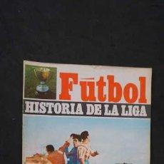 Coleccionismo deportivo: FUTBOL, HISTORIA DE LA LIGA NUMERO 11, TEMPORADA 1941-1942, COLECCION DIRIGIDA POR RAMON MELCON. Lote 267477024