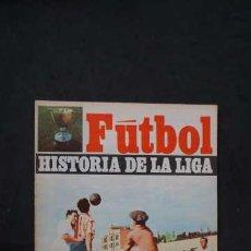 Coleccionismo deportivo: FUTBOL, HISTORIA DE LA LIGA NUMERO 10, TEMPORADA 1940-1941, COLECCION DIRIGIDA POR RAMON MELCON. Lote 267500904