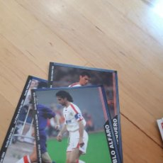 Coleccionismo deportivo: 251 PABLO ALFARO SEVILLA DE FICHAS DE LA LIGA 2004 MUNDICROMO 03 04 2003 2004. Lote 267883149