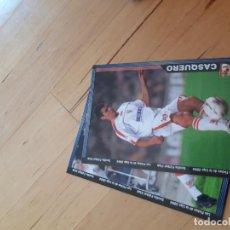 Coleccionismo deportivo: 254 CASQUERO SEVILLA DE FICHAS DE LA LIGA 2004 MUNDICROMO 03 04 2003 2004. Lote 267883194