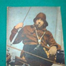 Coleccionismo deportivo: REVISTA EL GRAFICO Nº1413. 9 DE AGOSTO DE 1946 BUENOS AIRES. VITO DUMAS EN PORTADA. Lote 268594784