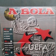 Coleccionismo deportivo: A BOLA EXTRA CHAMPIONS LEAGUE 94-95. Lote 268910649