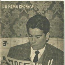 Coleccionismo deportivo: 4266.- FUTBOL-LA FAMA DE CERCA-ASI ES MOLL POR ANTONKIO PEREZ MORENO-C.F.BARCELONA-DEPOR CORUÑA. Lote 269138438