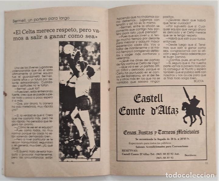 Coleccionismo deportivo: VALENCIA CLUB DE FUTBOL - TRES PROGRAMA OFICIAL CAMPEONATO DE LIGA 73-74; 78-79; Y 82-83 - Foto 9 - 270165203