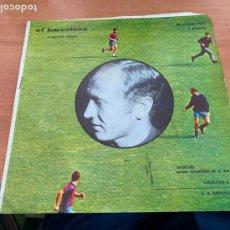 Colecionismo desportivo: F. C. BARCELONA PROGRAMA OFICIAL 28 OCTUBRE 1973 BARÇA - GRANADA. MARCIAL (COIB40). Lote 272468338