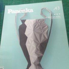 Collezionismo sportivo: PANENKA. EL FÚTBOL QUE SE LEE. N. 43. Lote 275113393