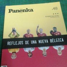 Colecionismo desportivo: PANENKA. EL FÚTBOL QUE SE LEE. N. 48. Lote 275114063