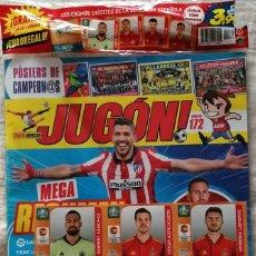 Collezionismo sportivo: REVISTA JUGÓN Nº 172 PRECINTADA. Lote 275156693