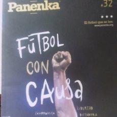 Collectionnisme sportif: PANENKA 32. Lote 275481153