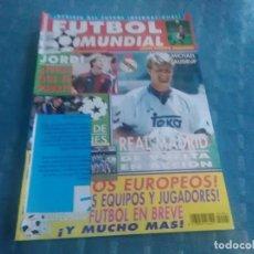 Coleccionismo deportivo: REVISTA FÚTBOL MUNDIAL ,INTERNACIONAL N°4. Lote 275683938