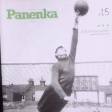 Collectionnisme sportif: PANENKA 15. Lote 277015058