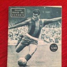 Coleccionismo deportivo: R14804 REVISTA COLECCION IDOLOS DEL DEPORTE FUTBOL MARTINEZ BARCELONA. Lote 277532468
