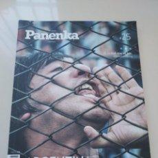 Collectionnisme sportif: PANENKA NUM. 25 DICIEMBRE 2013 ARGENTINA GRITA FUTBOL, REVISTA DE FUTBOL. Lote 278222273