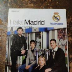 Coleccionismo deportivo: HALA MADRID, LA REVISTA EXCLUSIVA DE LOS MADRIDISTAS N° 34 (MARZO-MAYO 2010) (REAL MADRID). Lote 279476058