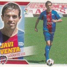 Coleccionismo deportivo: 2010 2011 ED.ESTE JAVI VENTA COLOCA DEL LEVANTE. NUEVO. Lote 280105663
