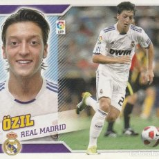 Coleccionismo deportivo: 2010 2011 ED.ESTE ÖZIL FICHAJE 51 DEL REAL MADRID. NUEVO. Lote 280118083