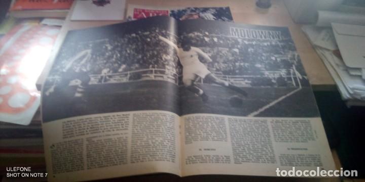 REPORTAJE DE LUIS MOLOWNY EN REVISTA DE ABC DE 1969 (Coleccionismo Deportivo - Revistas y Periódicos - otros Fútbol)