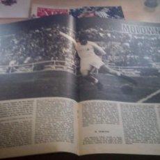 Coleccionismo deportivo: REPORTAJE DE LUIS MOLOWNY EN REVISTA DE ABC DE 1969. Lote 288323963
