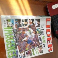 Coleccionismo deportivo: LOTE REVISTAS FÚTBOL AÑOS 90. DIFERENTES TÍTULOS Y RELIQUIAS. Lote 288586488