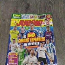 Coleccionismo deportivo: REVISTA JUGÓN ! N° 155.. Lote 288968638