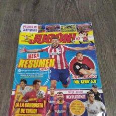 Coleccionismo deportivo: REVISTA JUGÓN N° 172.. Lote 288971043