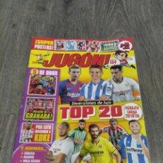 Coleccionismo deportivo: REVISTA JUGÓN ! N° 154.. Lote 288972628