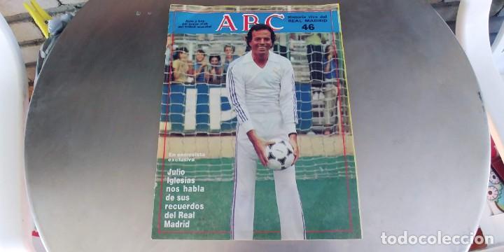 REVISTA ABC HISTORIA VIVA DEL REAL MADRID 46 (Coleccionismo Deportivo - Revistas y Periódicos - otros Fútbol)