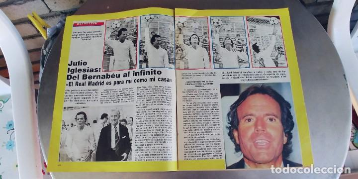Coleccionismo deportivo: REVISTA ABC HISTORIA VIVA DEL REAL MADRID 46 - Foto 2 - 290094533