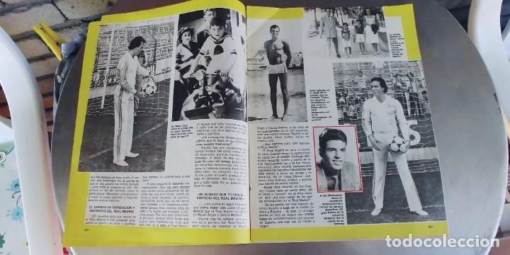 Coleccionismo deportivo: REVISTA ABC HISTORIA VIVA DEL REAL MADRID 46 - Foto 3 - 290094533