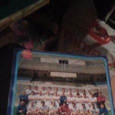 Coleccionismo deportivo: 2 REVISTAS LOS ESPAÑOLES Nº 28. MONOGRÁFICO DEDICADO AL REAL MADRID.Y BERNABEU NUMERO 9. Lote 290130603