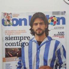 Coleccionismo deportivo: REVISTA DON BALÓN PORTADA DANI JARQUE AÑO 2009 NÚMERO 1764. Lote 291437593