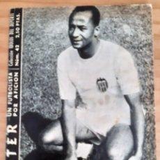 Coleccionismo deportivo: WALTER - ÍDOLOS DEL DEPORTE - N.º 42 - AÑO 1959. Lote 291533903