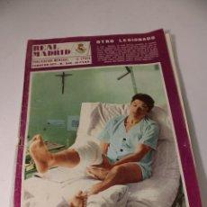 Coleccionismo deportivo: REVISTA REAL MADRID N° 249 FEBRERO DE 1971. Lote 294076258