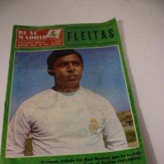 Coleccionismo deportivo: REVISTA REAL MADRID N° 232 SEPTIEMBRE DE 1969. Lote 294076738