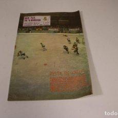 Coleccionismo deportivo: REVISTA REAL MADRID N° 235 DICIEMBRE DE 1969. Lote 294078248