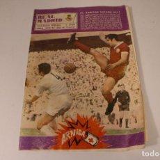 Coleccionismo deportivo: REVISTA REAL MADRID N° 239 ABRIL DE 1970. Lote 294078798