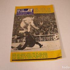 Coleccionismo deportivo: REVISTA REAL MADRID N° 233 OCTUBRE DE 1969. Lote 294079058