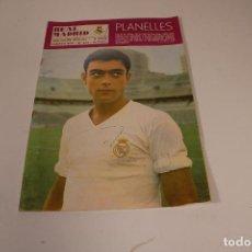 Coleccionismo deportivo: REVISTA REAL MADRID N° 243 AGOSTO DE 1970. Lote 294079613